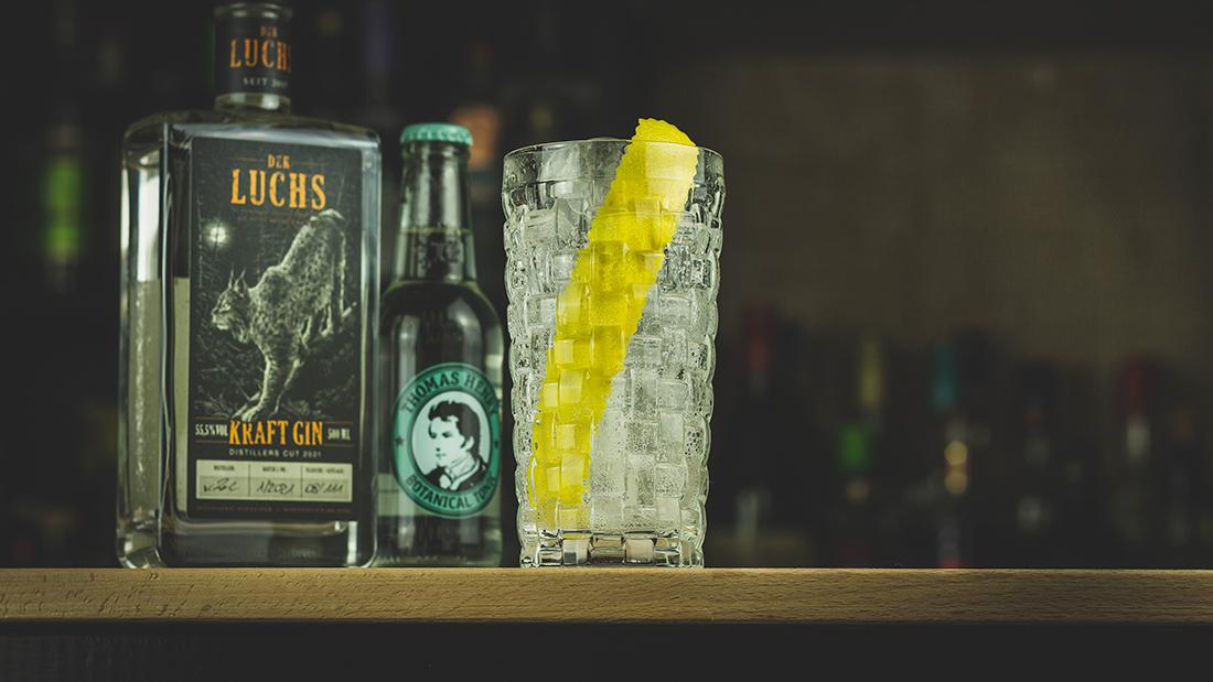 Overproof Gin Tonic: Der beliebte Highball mit Kraft Gin