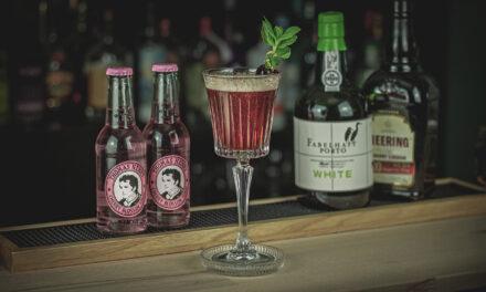 Mrs Fitzherbert: Cherry Blossom Tonic trifft Portwein