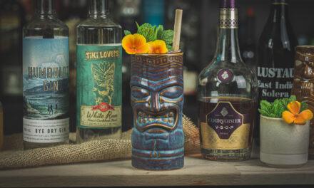 Fog Cutter: Kräftiger Tiki Cocktail mit Gin und Brandy