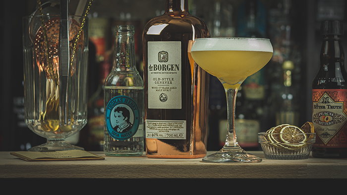 Genever Cocktail